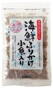 【メール便】海鮮ふりかけ・小魚入り 35g ムソー muso