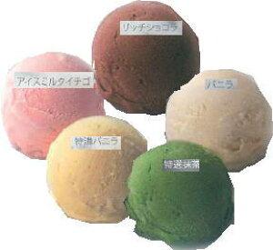 【冷凍商品】アイスクリーム 特濃抹茶 2L 中沢乳業