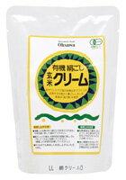 【メール便】有機絹ごし玄米クリーム 200g
