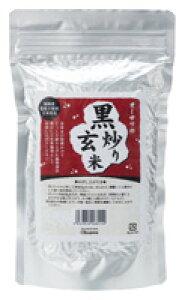 オーサワの黒炒り玄米 330g オーサワジャパン