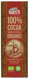 チョコレートソール オーガニックダークチョコレート100% 25gx28(ケース売り) オーサワジャパン
