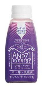 【お買い得3個セット】オーサワ ANP71・シナジー ブルーベリー 150g(冷蔵)