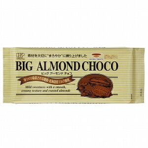 創健社 砂糖不使用 ビッグアーモンドチョコ 400g