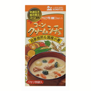 コーンクリームシチュー  115g 創健社 創健社