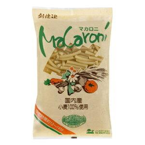 国内産小麦100%使用 ショートパスタ 300g 創健社