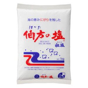創健社 伯方塩業 伯方の塩 1kg