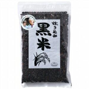 【送料無料(メール便)】創健社 富士食品 炊き込み黒米(国内産) 300g x2個セット