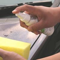 油脂成分除去剤オイルバスター