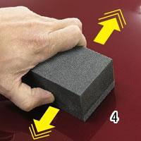 超高性能ガラス繊維系コンパウンドブリスハイブリッドコーティングコンパウンド100ml黒専用