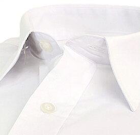 レギュラーカラー 半袖ワイシャツ ビジネス フォーマル メンズ 半袖 ワイシャツ Yシャツ [形態安定] [レギュラーカラー] [ボタンダウン] [クレリック] [ドレスシャツ] カラーシャツ 白シャツ ギフト