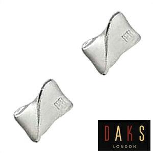 DAKS LONDON カフスボタン ダックス カフス メンズ アクセサリー メンズ DC10039 彼氏 誕生日 プレゼント ギフト ブランド フォーマル 就職祝い 結婚式 面接 送料無料