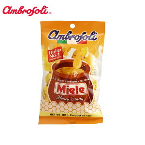 ambrosoli piccola miele honey candy アンブロッソリー ハニー 80g