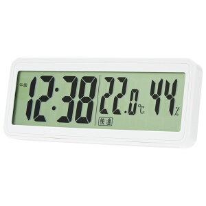 置掛兼用デジタル温湿度計 温度計 おしゃれ インテリア 生活雑貨 ギフト プレゼント 御中元 お中元 敬老の日