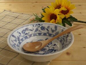 【美濃焼】【エルベ】スープ&サラダボウル17x5cm(1個)【エルベ,スープボウル,エルベ,サラダボウル】【bloom-plus】