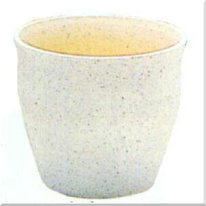 ナチュラル ホワイト(信楽焼陶器鉢カバー)10号