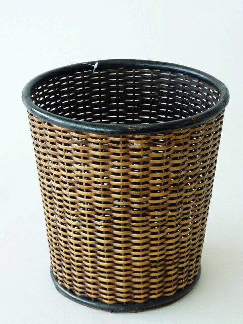 鉢バスケット(7号) ナチュラル感たっぷりの鉢用のカゴです。お気に入りの観葉植物がオシャレなインテリアになります。