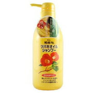 純椿油ヘアシャンプー(500mL) 【正規品】