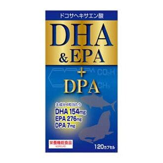 友和 DHA EPA+DPA 120 胶囊