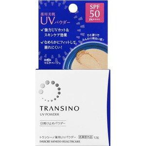 ○【 定形外・送料340円 】 トランシーノ 薬用UVパウダー 12g 【正規品】