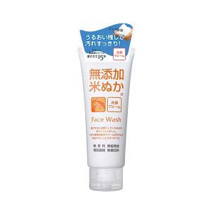 無添加米ぬか洗顔フォーム 140g 【正規品】
