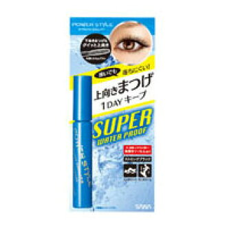 ○ Sana power style mascara SWP curl & separate N1 strong black 1 PCs