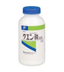 ケンエー クエン酸(結晶)P  500g  【正規品】