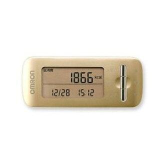 Omron activity meter karori scan gold HJA-306-GD one