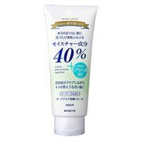 ロゼット 40%スーパーうるおいキープ&アクア 洗顔フォーム 168g 【正規品】