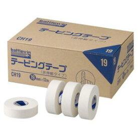 【送料無料】ニチバン バトルウィンテーピングテープ(非伸縮タイプ) 2.5cm×12m CH25 1箱(24巻入)【正規品】