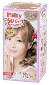 Palty bubble pack hair color Walnut late ash