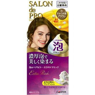 Bubbles Salon de Pro hair color-extra rich 3 c Brown