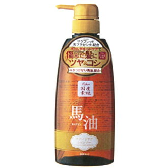 梨山马油洗发水 600 毫升