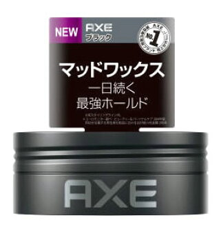 ○ Unilever axe black definitive hold mad wax 65 g