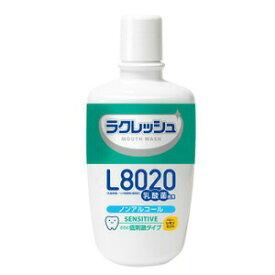 【10個セット】【送料無料】L8020乳酸菌 ラクレッシュ 洗口液 センシティブ 300ml×10個セット【正規品】
