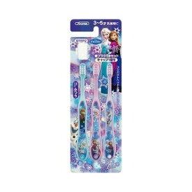 子ども歯ブラシ 園児用 キャップ付 アナと雪の女王15 TB5T 1セット 【正規品】