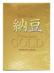 日本の恵み 納豆 GOLD(ゴールド) 330球 MADE IN JAPANアウトレット 【正規品】 ※軽減税率対応品