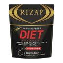 【送料無料】RIZAP ライザップ プロテイン ダイエットフォーミュラ ピーチ&グレープフルーツ 30食分 1袋(750g)【正…