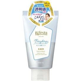 ビフェスタ 洗顔 ブライトアップ 120g 【正規品】