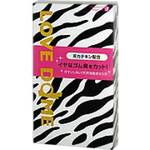 【20個セット】【送料無料】 オカモト ラブドーム ゼブラ 12個入り   コンドーム ×20個セット 【正規品】