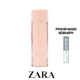 ザラ ローズ オードトワレ 3.0mL [ZARA] ★ ブランド 香水 お試し アトマイザー ミニ サンプル