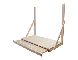 国産 神棚用棚板 NO,1 引き出し付き 大サイズ 幅76.5×奥行36×高さ75cm