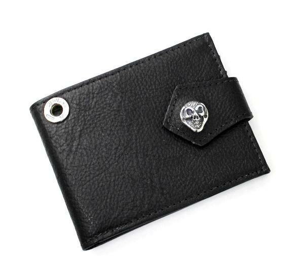 送料無料 BWL Bill Fold with Snap Wallet財布(ビルウォールレザー)w924