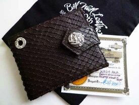35f780df511c BWL ビルフォールドウォレット Bill Fold 二つ折り財布(ビルウォールレザー)w924 BR