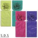 ペーパーホルダーカバー:【SDS】ローズ(グリーン/ピーコックブルー/パープル/バイオレット)[トイレ用品 サニタリー…