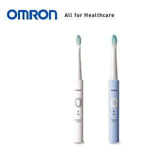 【送料無料】OMRON オムロン 音波式電動歯ブラシ HT-B307 メディクリーン