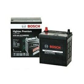 BOSCH【ボッシュ】ハイテックプレミアムバッテリー HTP-M-42/60B20L M-42 B20L アイドリングストップ用