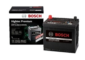 BOSCH【ボッシュ】ハイテックプレミアムバッテリー HTP-Q-85/115D23L