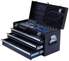 SIGNET【シグネット】工具セット 800S-4518MBK 12.7SQ 45PCメカニックツールセット マットブラック (000856800205)