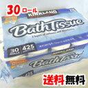 【送料無料】カークランド コストコ 通販 トイレットペーパー 30ロール 2枚重ね『★エコ バスティッシュ ペーパー』 …