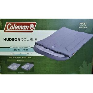 【送料無料】Coleman コールマン 寝袋『NE ハドソンダブル 2人用 』 Wダブルサイズ 寝袋 封筒型 冬用 ウインター 用 シュラフ シェラフ -13℃7℃
